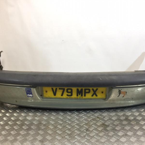 Бампер задний бу для Renault Safrane 2.5 i, 2000 г. из Европы б/у