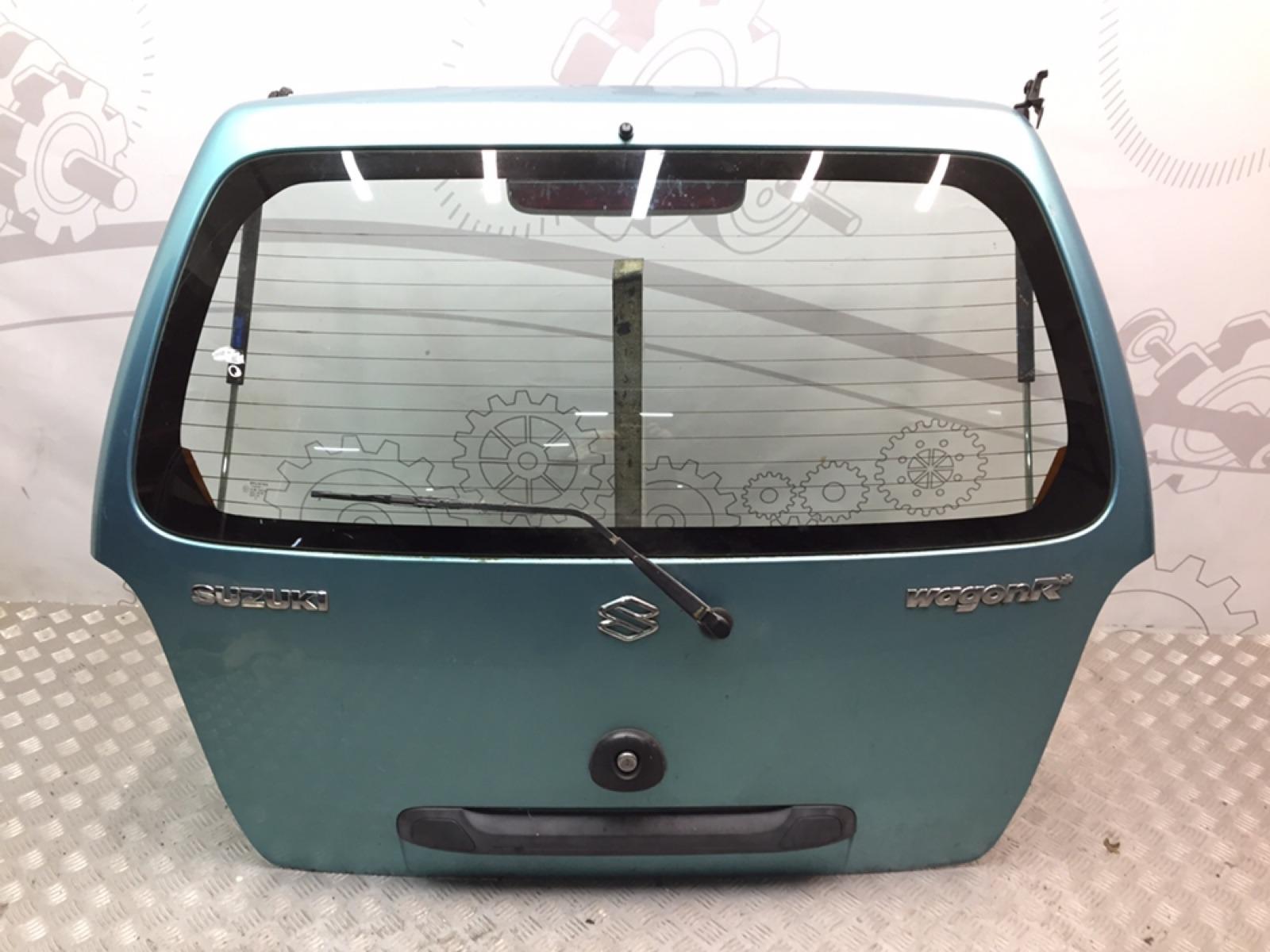 Крышка багажника (дверь 3-5) Suzuki Wagon R3